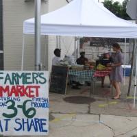 SHARE Farmer's Market Now Open!