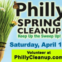 Philly Spring Clean Up 2013