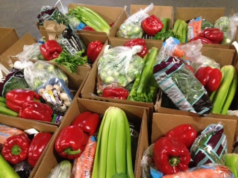 Share Produce Packages – healthy and great value!