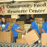 Deloitte volunteers make a real impact